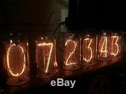 25 x NEW IN-18 NIXIE TUBES TESTED for clock DIY FACTORY BOX 25pcs