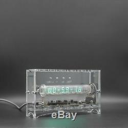 Adafruit Ice Tube IV-18 VFD Nixie Tube Clock Assembled Tested Acrylic Enclosure