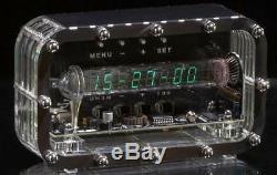 Adafruit Ice tube nixie clock IV-18 VFD