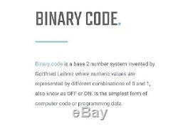 Binary IN-2 Nixie Tube Clock