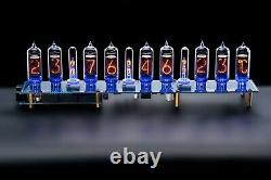 DIY KIT IN-14 Arduino Shield NCS314-8C Nixie Clock TUBES COLUMNS ARDUINO