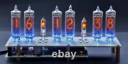 DIY KIT for IN-16 Nixie Tubes Clock + All parts GRA & AFCH
