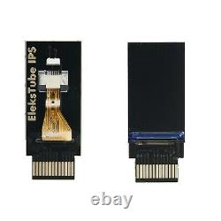 EleksTube IPS RGB Nixie Tube Clock Glow Tube Clock Customized Dial Styles #US#