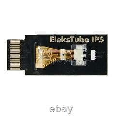 EleksTube IPS RGB Nixie Tube Clock Glow Tube Clock Customized Dial Styles tps