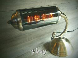 IN-12 Nixie Ussr Tubes Clock