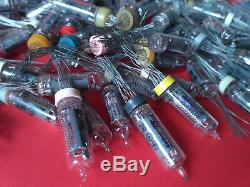 IN-16 IN16 Nixie Tube ussr vintage lamp for clock -16 NEW NOS 100pcs