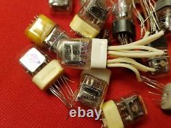 IN-17 IN17 -17 micro display tube Nixie clock vintage ussr USED TESTED 100pcs