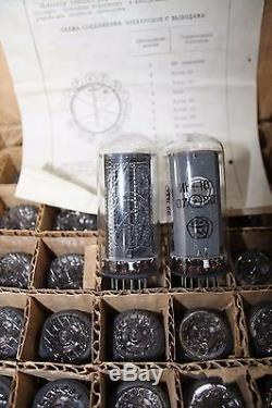 IN-18 IN18 Nixie Tubes for Clock Tube Tested NOS Ussr One party One date 6pcs