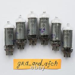 IN-8 NIXIE TUBES for NIXIE CLOCK, NEW & NOS, TESTED, Original packing 6 PCS