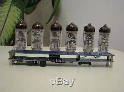IV11 VFD tubes (Nixie era) alarm clock assembled kit Monjibox