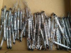 IVLM1-1/7 / IV-25 VFD Matrix Tubes Nixie for Clock NOS USSR Lot of 100 Pcs