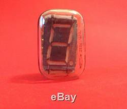 IV-22 IV22 -22 Nixie tube vintage soviet VFD indicator ussr clock NOS 100 pcs