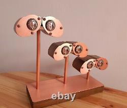 Monjibox WallE zm1020 Philips Nixie Tubes clock