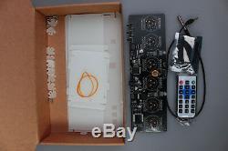 NIXT CLOCK IN18 Nixie Clock with power supply hard case DIY Kit
