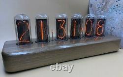 NixieClock Nixie Tube Clock 6IN-18