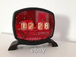 Nixie Clock for IT man IN12 tubes by Monjibox