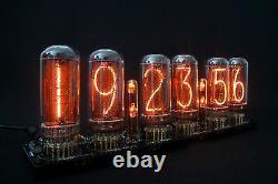 Nixie Tube Clock Controller. No IN-18 Tube