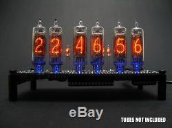 Nixie Tube Clock KIT DIY. No IN-16 Tubes