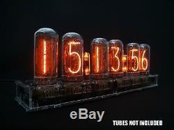 Nixie Tube Clock KIT DIY. No IN-18 Tubes