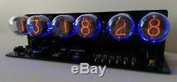Nixie Tube clock KIT 6x LC-513 Z560M ZM1020 Date Temperature Tubes NOT Included