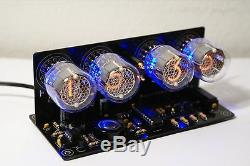 Nixie Tube clock KIT with LC-513 Z560m LED Alarm Tubes NOT Included
