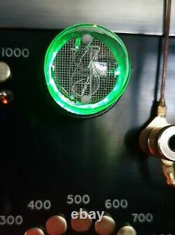 Nixie clock kit with tubes