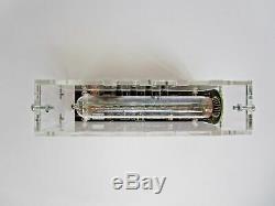 Nixie clock nixie tube clock Adafruit Ice tube clock IV-18 nixie watch VFD tubes