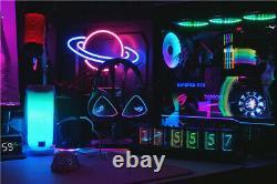 Retro Glows Analog Nixie Tube clock