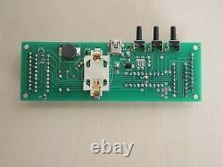 Retro Nixie Tube Clock IN-16 DIY KIT ALL PARTS PCB ORANGE LED FULL SET
