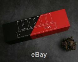 Retro Nixie Tube Inspired GIXIE CLOCK Electronic 6-Digit 5V USB
