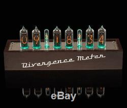 Wooden Case for Nixie Tubes Clock Divergence Meter Mini IN-14, IN-8-2, Z573