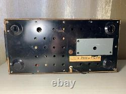 Wooden Vintage Clock Elektronika 7 Soviet Digital Nixie Tube Wall Watch USSR