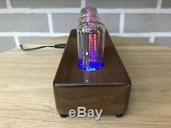 ZM1042 NIXIE CLOCK with tubes as Z566M Z568M IN-18 Handmade & Unique