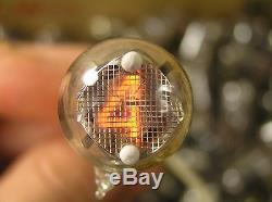 100x In-2 Tubes Nixie Indicateurs Néon Sous-miniature Pour L'horloge Diy Nos