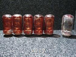 5pcs Zm1040 Philips, Tube D'horloge, Tube Nixie, 1pcs Zm1041 Philips