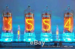 5v Alimenté Par Usb Plug-staticdrv-v2.0-usb In-14 6tube Nixie Horloge-nixie Tube Era