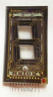6 X Extreme Rare! Ilc1-1/8lv Ilc1-1/8 LV Huge Biggest Vfd Tubes Pour Nixie Clock