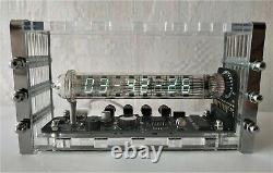 Adafruit Ice Tube Horloge Vfd Iv-18 Nixie Horloge Tubes Steampunk Bureau Horloge Vintage