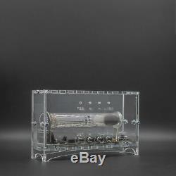 Adafruit Ice Tube Iv-18 Vfd Nixie Horloge Tube Assemblé Testée Acrylique Enceinte