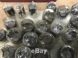 Burroughs Nixie Collection Tube 70+ Pour Horloges