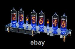 Diy Kit In-14 Arduino Shield Ncs314 Nixie Horloge Avec Tuyaux Livraison Gratuite