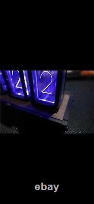Electronic Led Luminous Retro Glows Analog Nixie Tube Horloge