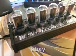 Elekstube Ips 169 Rgb Nixie Tube Clock Glow Tube Clock Custom Dial Styles
