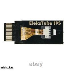 Elekstube Ips Rgb Nixie Tube Clock Glow Tube Clock Dial Styles Creative Decor