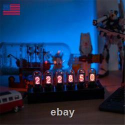 Elekstube Ips Rgb Nixie Tube Horloge Glow Customized Cadran Styles Affichage Cadeaux Us#