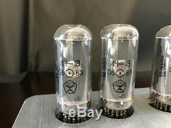 Exclusive Nixie Tube Clock Astronix In18 In18 Deluxe Slim Aluminum