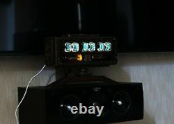 Horloge Du Tube Nixie Fallout # 4 + Un Tube De Rechange + Coffret Cadeau