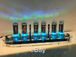 Horloge Nixie, Horloge Nixie Tube, Nixie Uhr, Nixie En 14, Made In Germany