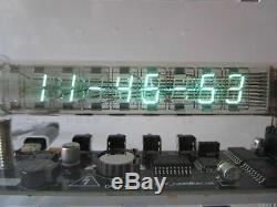 Horloge Nixie Horloge Tube Nixie Adafruit Horloge Tube De Glace Iv-18 Montre Nixie Tubes Vfd