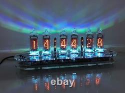Horloge Nixie, Horloge Tube Nixie, Nixie Uhr, Nixie In 14, Made In Germany
